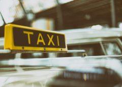 Единая цветовая гамма для такси облегчит работу сотрудникам ГАИ