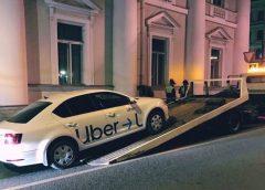 В центре Петербурга полиции попался таксист-наркоман
